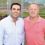 Carmello Pesce and Rod Coy